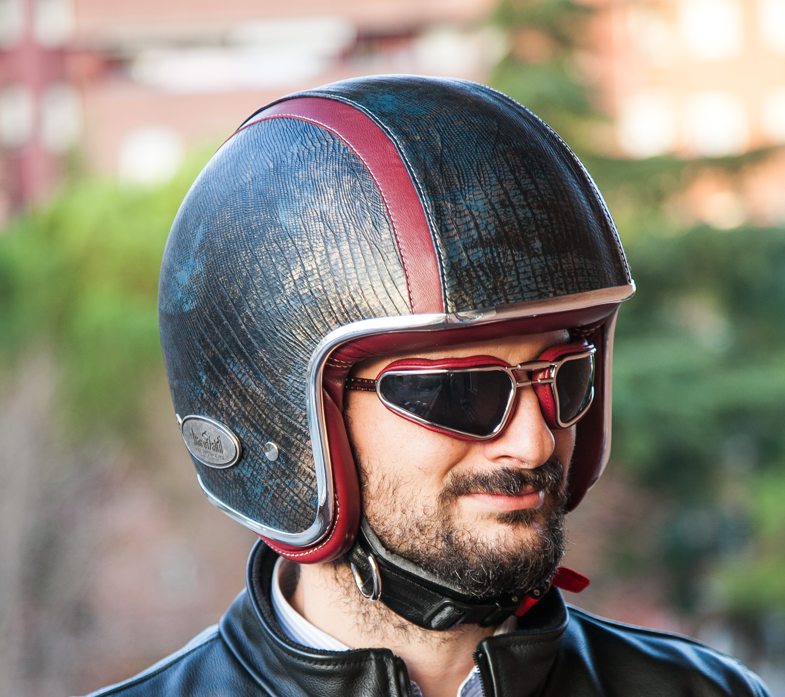 66df5dea9d2c4 Easy Rider Photochromique Noir - Baruffaldi Goggles